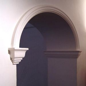 arch, bespoke feature